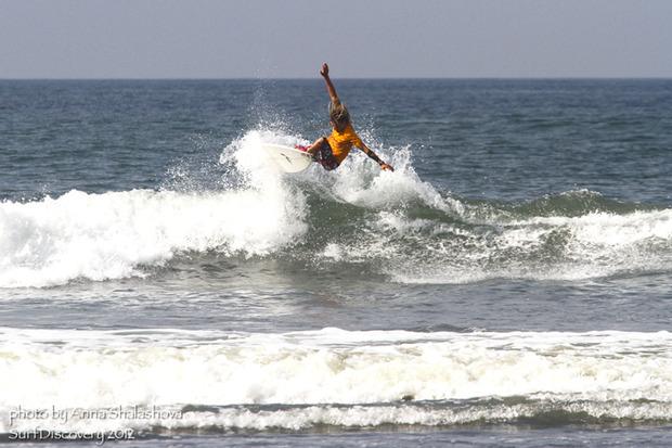 Результаты российских соревнований по серфингу Surf Jam Bali 2012. Изображение № 19.