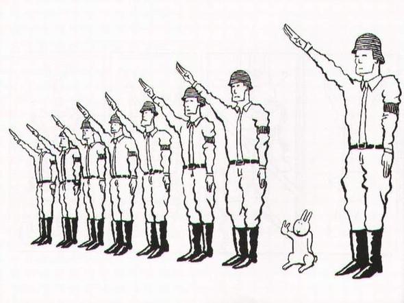 Кролики-самоубийцы(Bunny Suicides). Изображение № 12.