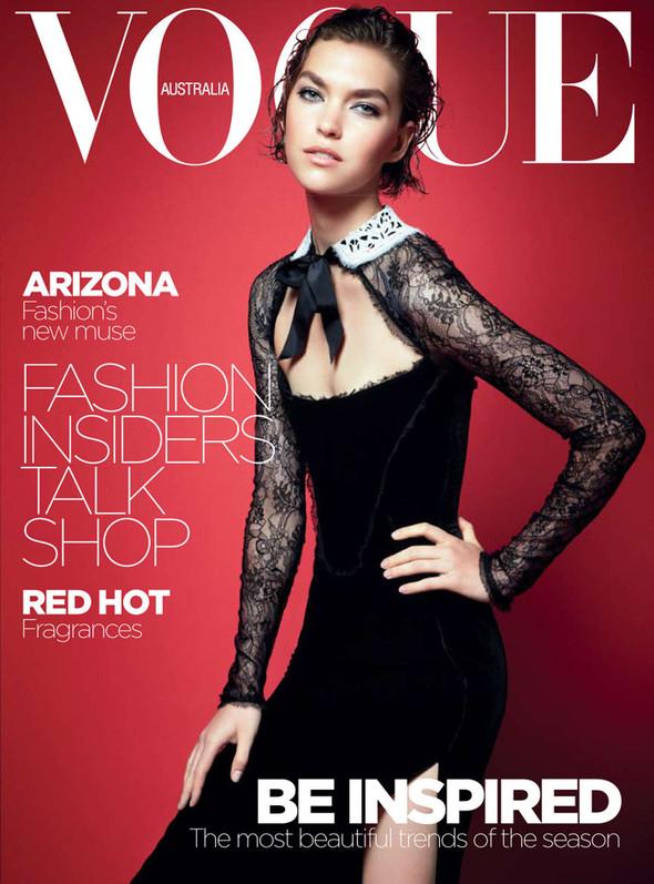 Обложки Vogue: Австралия, Португалия и Япония. Изображение № 4.