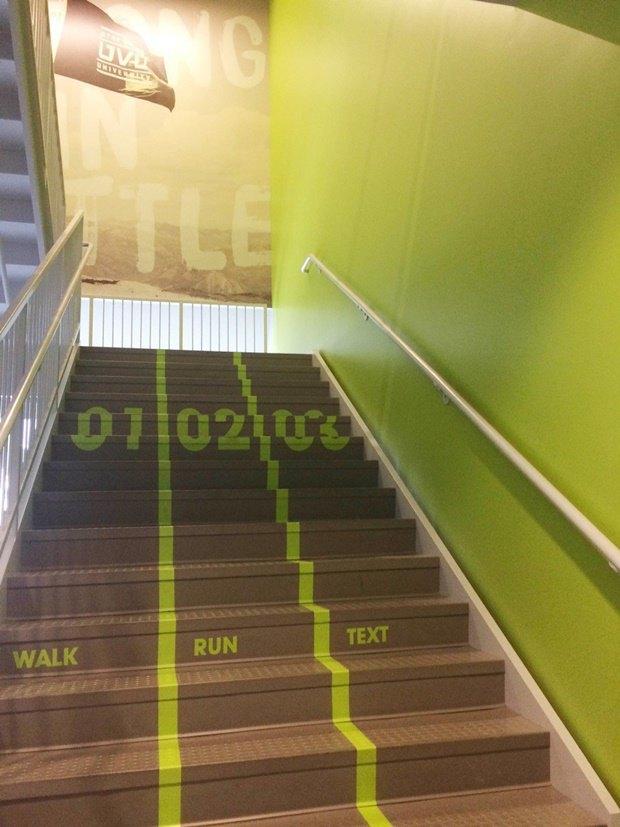 В университете Юты сделали разметку для смартфон-зомби. Изображение № 1.
