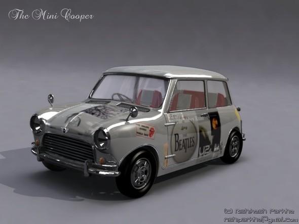 Mini Сooper – 50 лет. Изображение № 17.