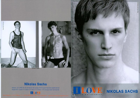 Show Package – Milan Men SS 10: I Love Models Mgmt. Изображение № 39.