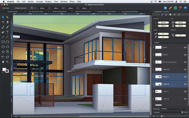 Autodesk выпустила приложение для векторной графики. Изображение № 2.