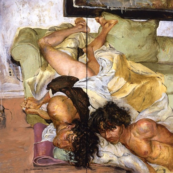 Картины маслом отКента Уильямса (Kent Williams). Изображение № 4.