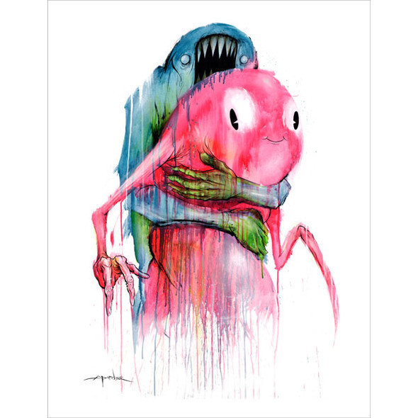 Crazy designs Alex Pardee. Изображение № 11.