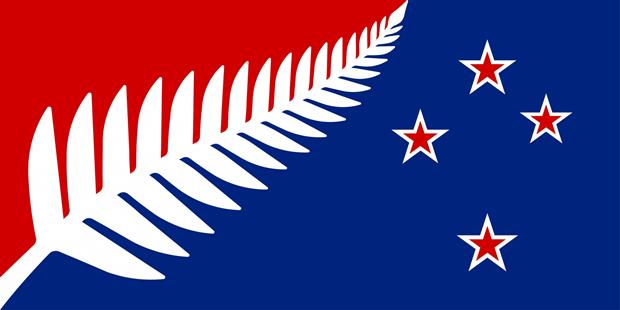 Новая Зеландия показала 40вариантов нового флага. Изображение № 22.