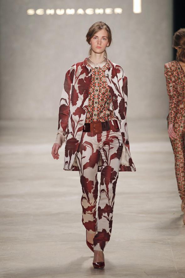 Berlin Fashion Week A/W 2012: Schumacher. Изображение № 2.