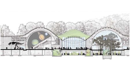Академия подзелёным покрывалом. Изображение № 3.
