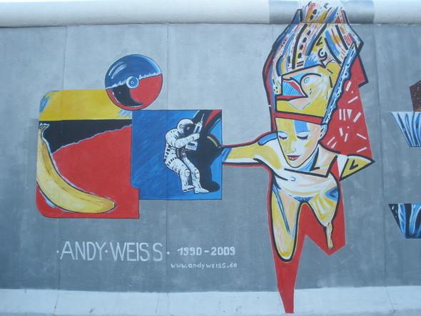 Berliner Mauer. Изображение № 5.