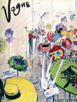 История глазами обложки Vogue (Британия). Изображение № 26.