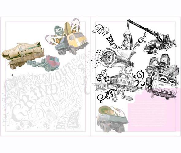 Личный опыт: 5 российских иллюстраторов, которые работают для зарубежных проектов. Изображение № 72.