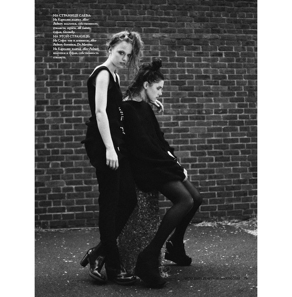 Новые съемки: Numero, Playing Fashion, Tangent и Vogue. Изображение № 17.