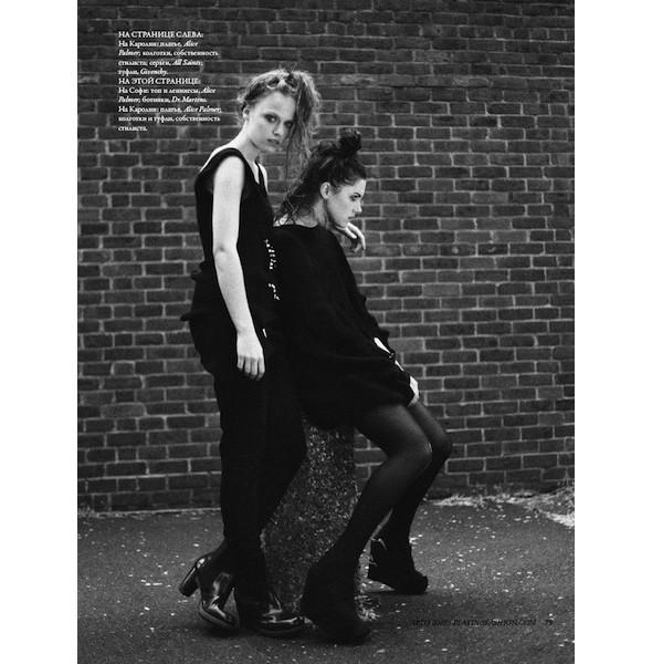 Новые съемки: Numero, Playing Fashion, Tangent и Vogue. Изображение № 17.