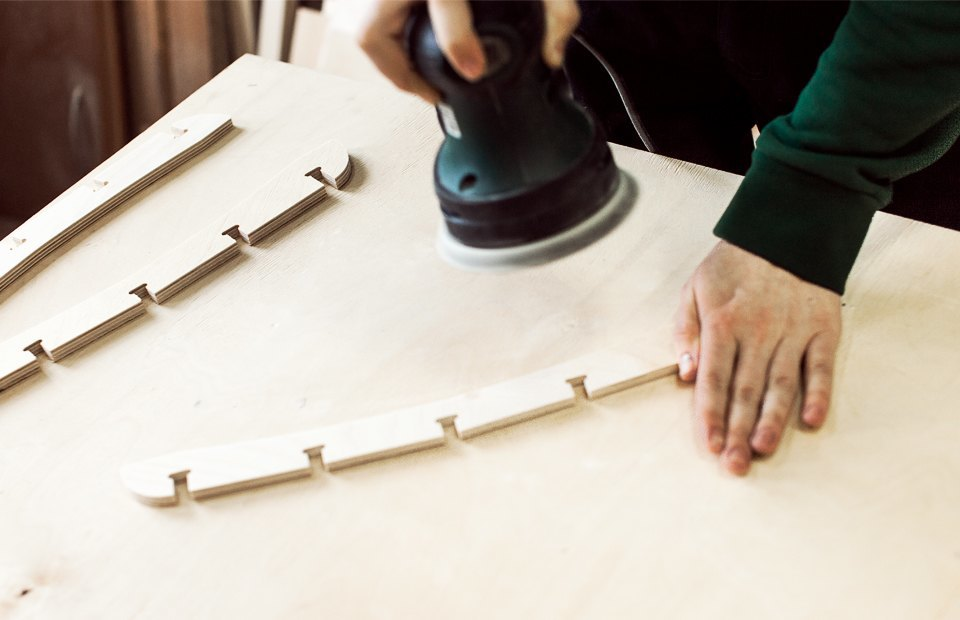 Как сделать красивый стул почти самому. Изображение № 5.