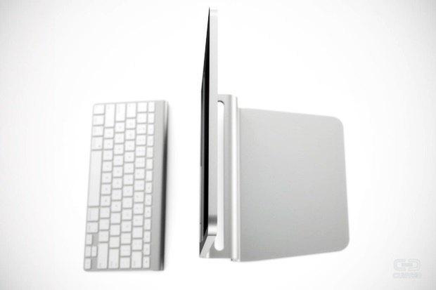 Концепт: современный iMac в стиле Macintosh 128K 1984 года. Изображение № 8.