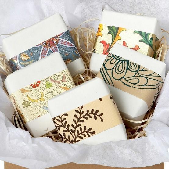 55 идей для упаковки новогодних подарков. Изображение № 98.