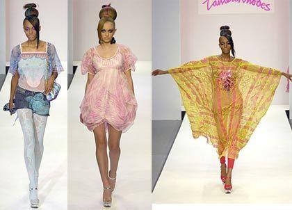 Zandra Rhodes – дизайн текстиля иодежды. Изображение № 2.