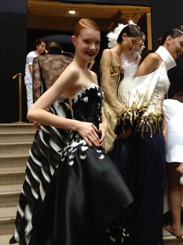 Дневник модели: Показы недели моды Haute Couture. Изображение № 27.