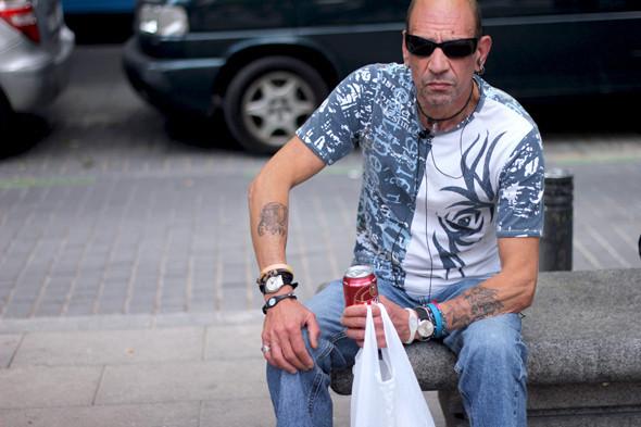 Изображение 106. На полруки: о татуировках в Мадриде.. Изображение № 29.