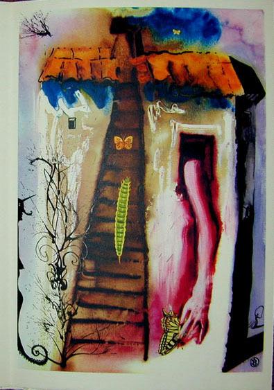 Сюрреалистическая Алиса. Изображение № 13.