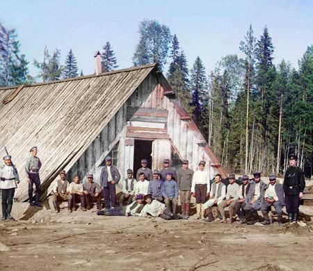 Пионер цветной фотографии Прокудин-Горский. Изображение № 3.