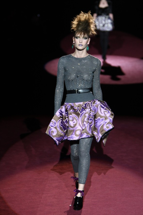 Marc Jacobs fall winter 2009–2010. Изображение № 3.