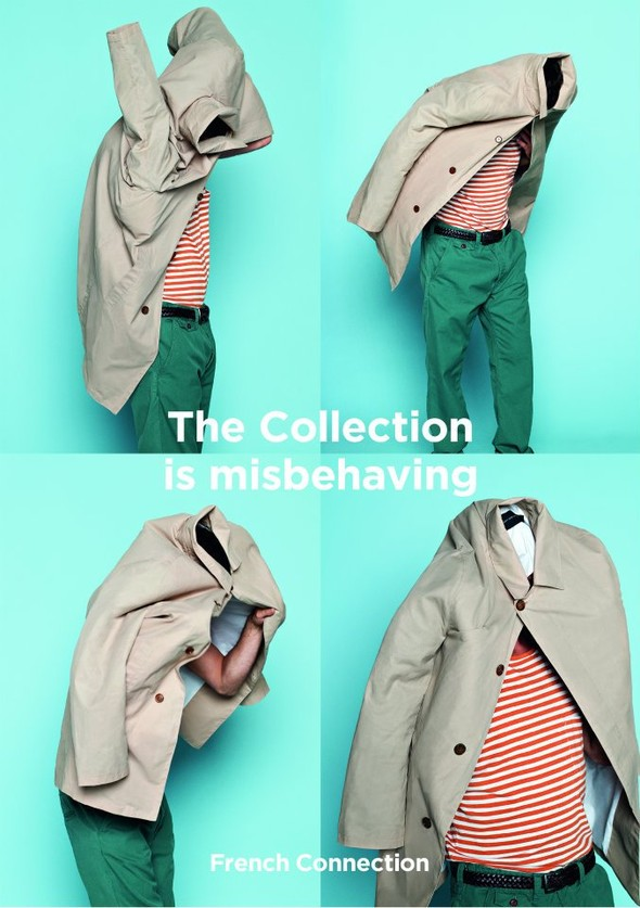 Рекламные кампании: Bloch, Chanel и French Connection. Изображение № 15.