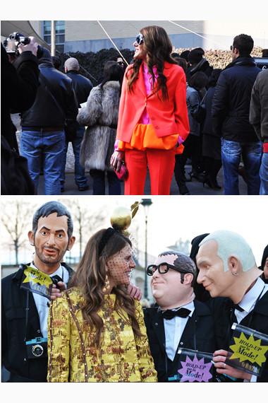 Изображение 61. Mad Men: 10 людей с сумасшедшим стилем.. Изображение №36.