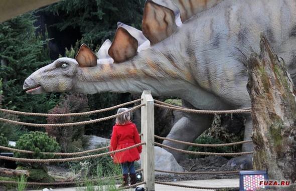"""""""Dinosaurs unleashed"""" или динозавры в Лондоне. Изображение № 21."""