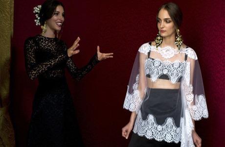 Новости моды: Кутюрная коллекция Dolce & Gabbana, покупка Valentino семьей из Катара и другие. Изображение № 4.