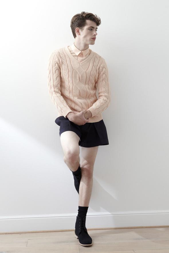 Изображение 10. Лукбук: Carven SS 2012 Menswear.. Изображение № 10.