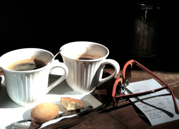RA cafe. Изображение № 71.