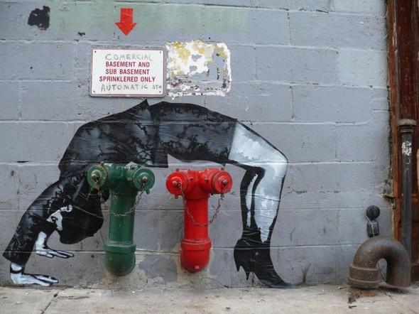 Граффити от легенды стрит-арта Jef Aerosol. Изображение № 20.