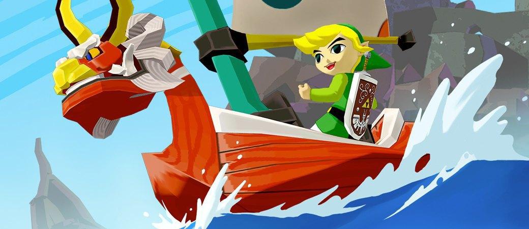 Подземелья, параллельные миры и другие узнаваемые черты The Legend Of Zelda. Изображение № 3.