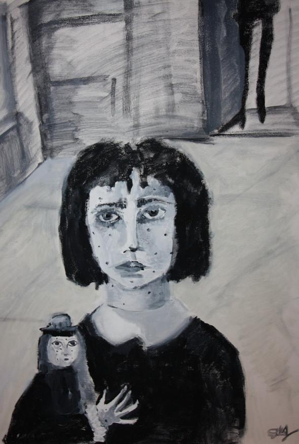 Победители конкурса «Черно-белые портреты». Изображение № 8.