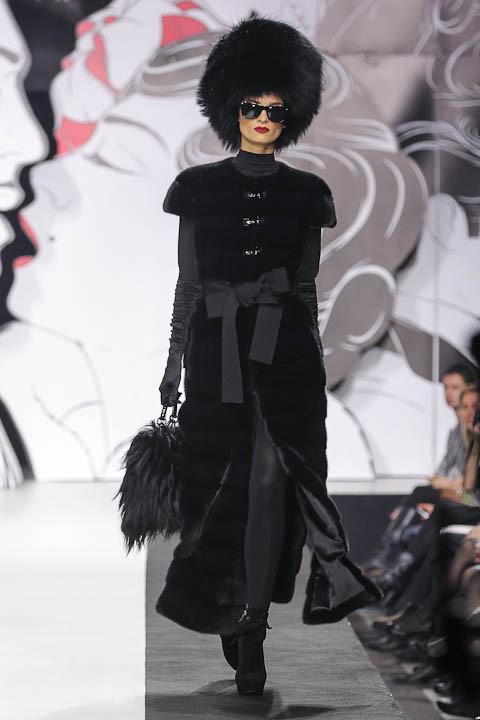 """Коллекция """"La Femme Magnifique"""" Модного Дома Игоря Гуляева. Изображение № 31."""