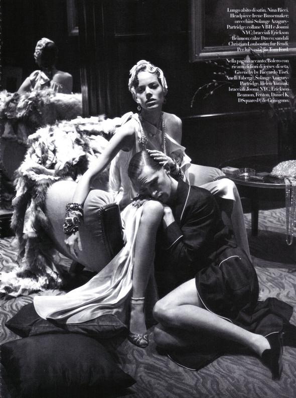 Vogue Italia March 2010. Изображение № 7.