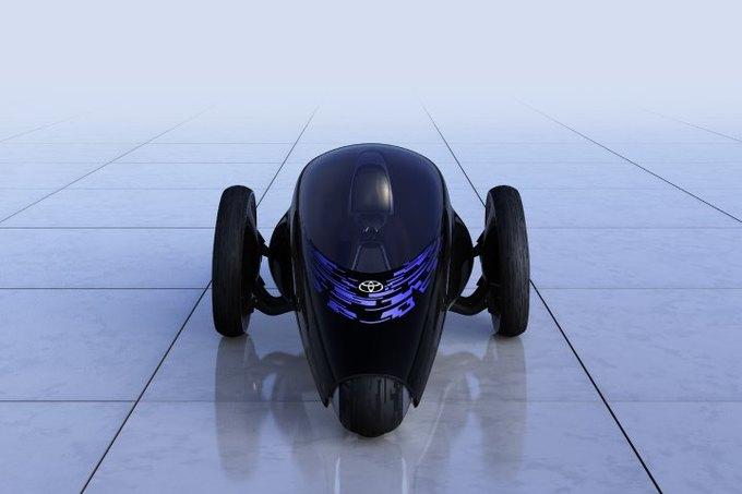 Toyota представила концепт-кар, «читающий» настроение водителя. Изображение № 7.
