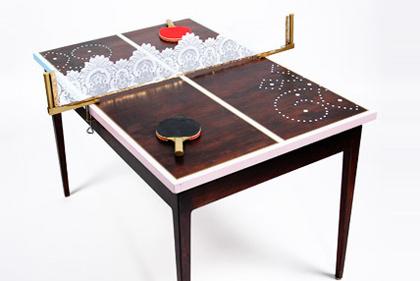 Стол дляпинг-понга Paul Smith. Изображение № 1.