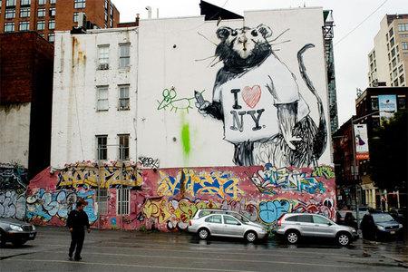 Изображение 10. Гигантские крысы атакуют Нью-Йорк.. Изображение № 10.