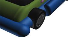 Надувное авто защитит седоков стенами-подушками. Изображение № 2.