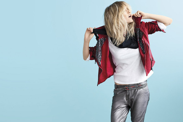 Кампания: Эшли Смит для Paula Cahen D'Anvers SS 2012. Изображение № 7.