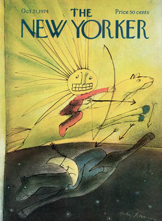 Обложки TheNew Yorker. Изображение № 50.