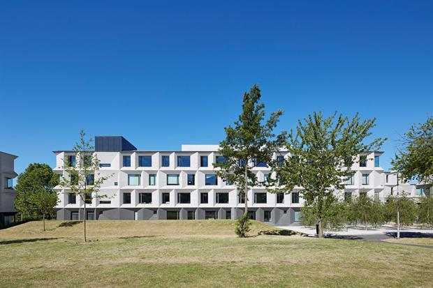 Школа в Бёрнтвуде (Англия) / Allford Hall Monaghan Morris. Изображение № 4.