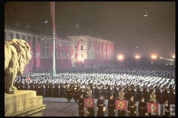 100 цветных фотографий третьего рейха. Изображение № 15.
