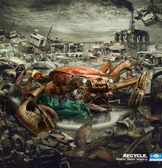 Какой была социальная реклама в 2011 году. Изображение № 13.