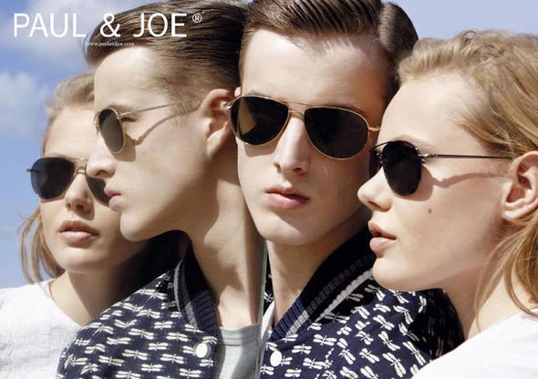 Изображение 3. Рекламные кампании: Yves Saint Laurent, Chanel и другие.. Изображение № 13.
