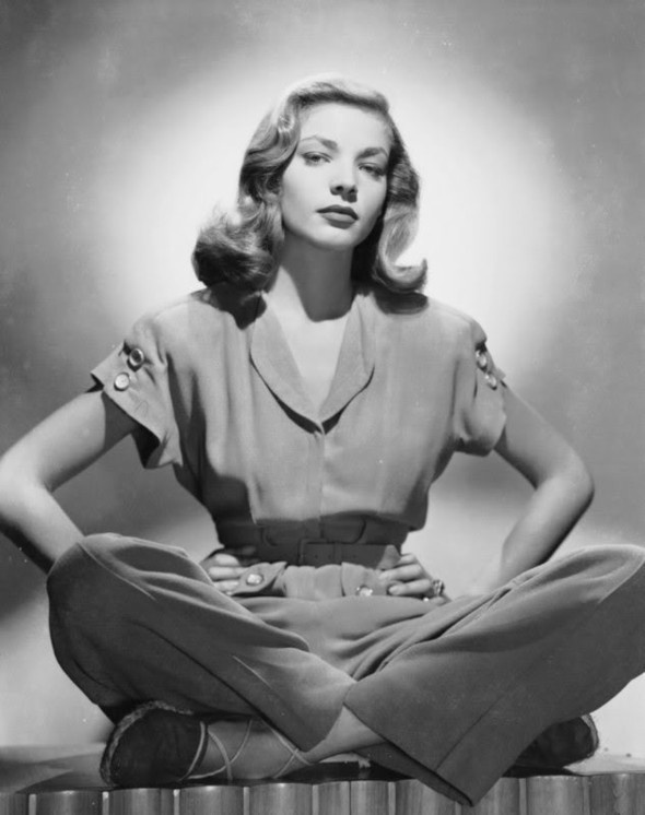 Lauren Bacall. Изображение № 15.