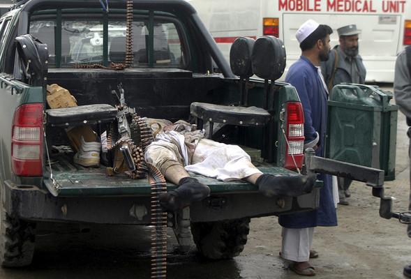 Афганистан. Военная фотография. Изображение № 54.