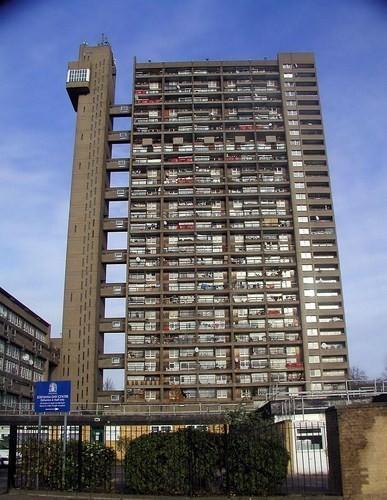 Башня Trellick, Лондон. Изображение № 1.